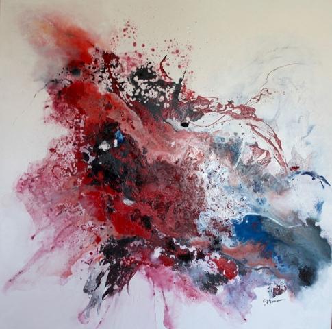 Steliana Mocanu, peintures