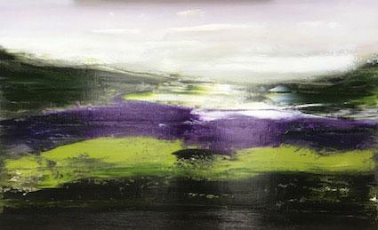Pierre Dangléant, Peintures