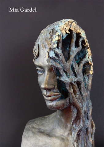 Mia Gardel, Sculptures