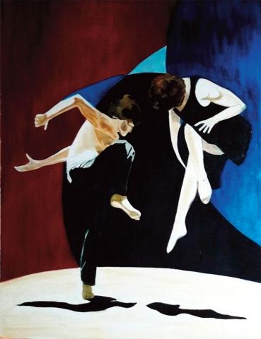 Frédéric BRUN, peintures