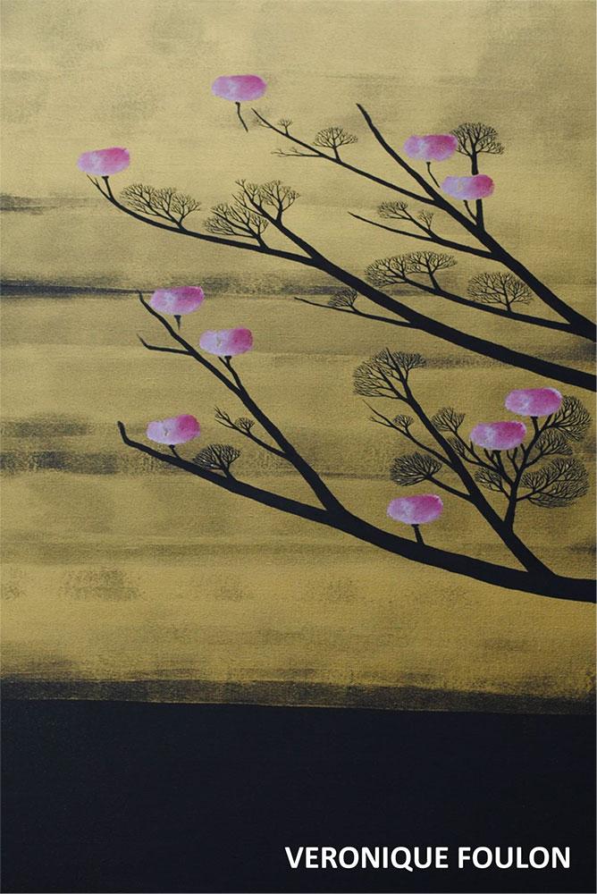 Véronique Foulon, Peintures