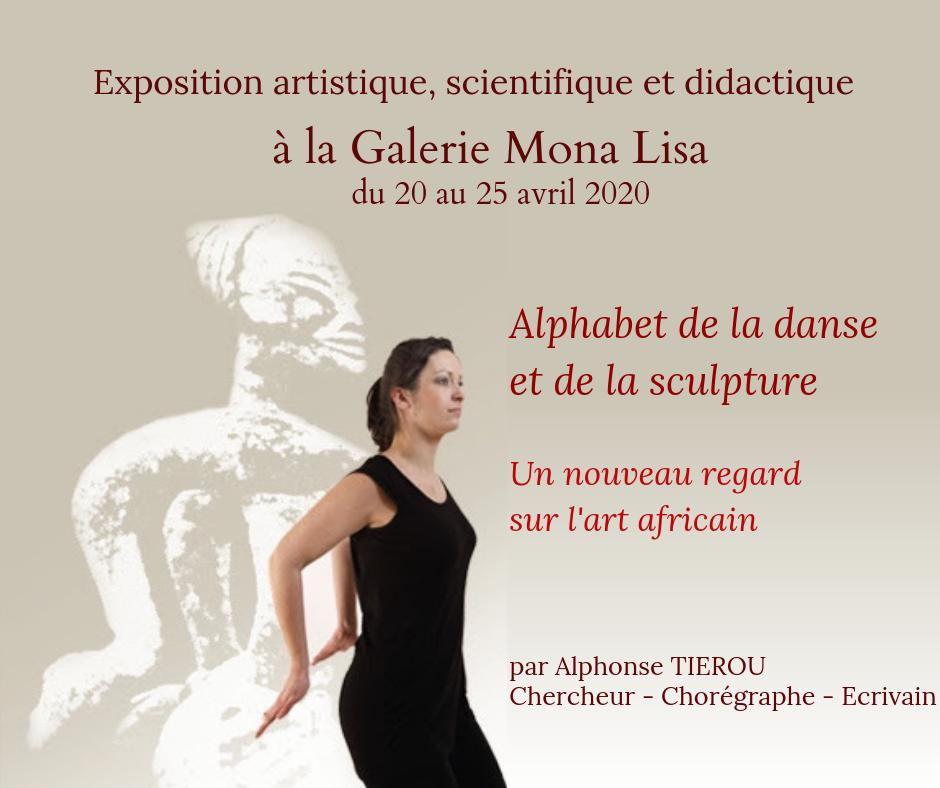 Alphabet de la danse et de la sculpture. Un nouveau regard sur l'art africain