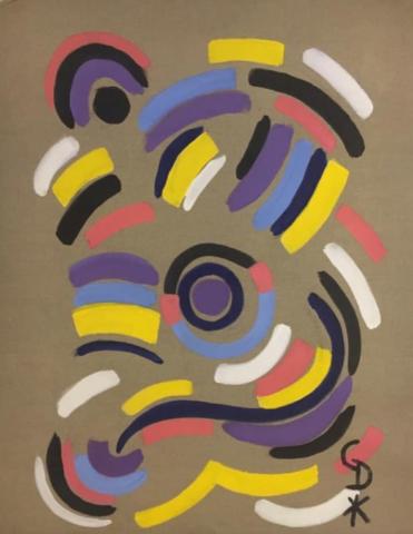 Carole Duhayer, Peintures