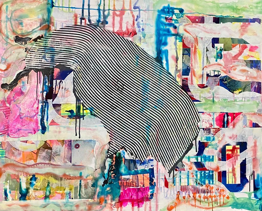 Nathalie Ouaknine, Peintures