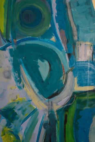 Anih, peintures