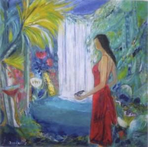 """Eve D'angeville  """"Harmonie"""""""