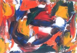 """Daniel Fosse """"La sieste"""" - 2004"""