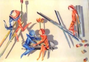 Béatrice Hanni-Jost Peintures