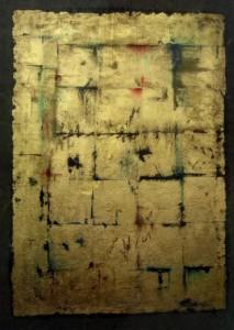 "Michèle Klein-Dugard ""Abstraction aléatoire"""