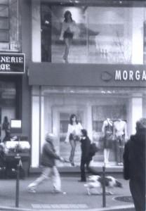 """Rodolphe Labrador """"Morgan de toi"""" photographie"""