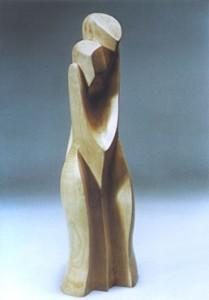 """Annick Ledroit-Lendrieux Sculptures """"Osmose"""""""