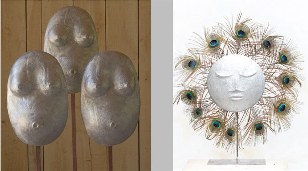 Hélène DEVOUGE - Sculptures