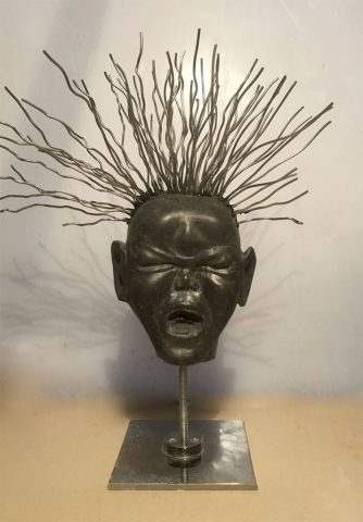 Marc Chauvin - Sculptures