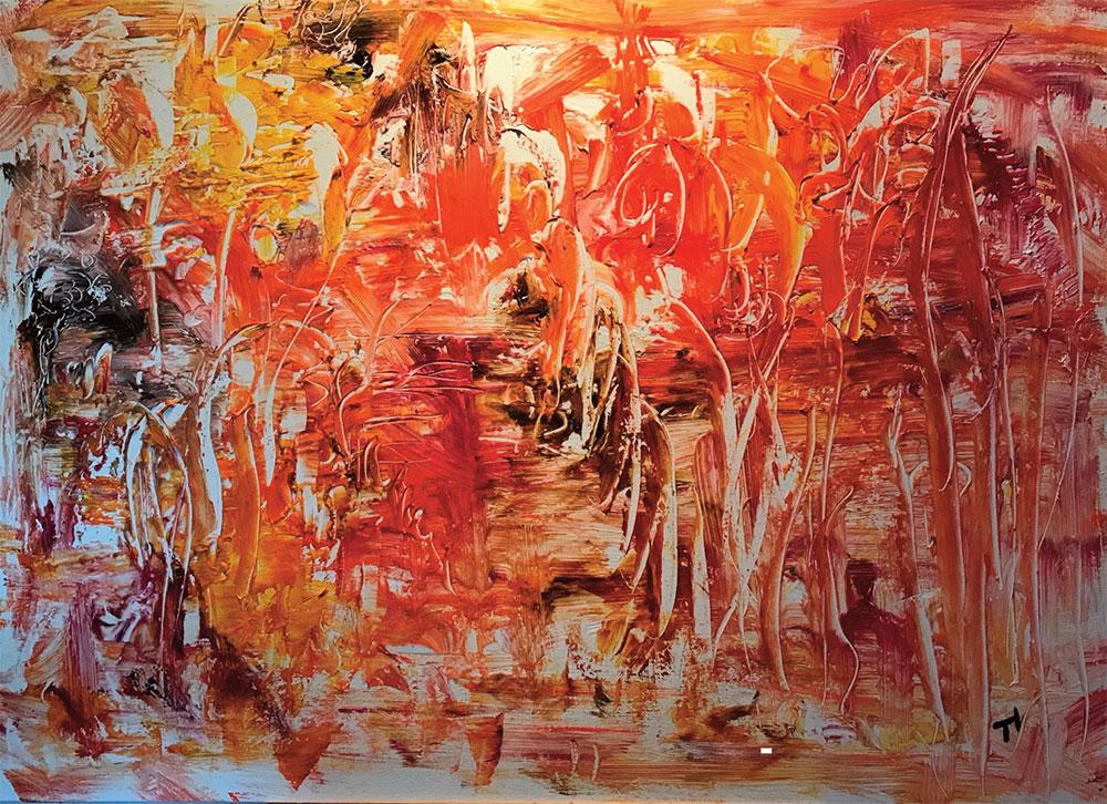 Thierry Hugnet Peintures