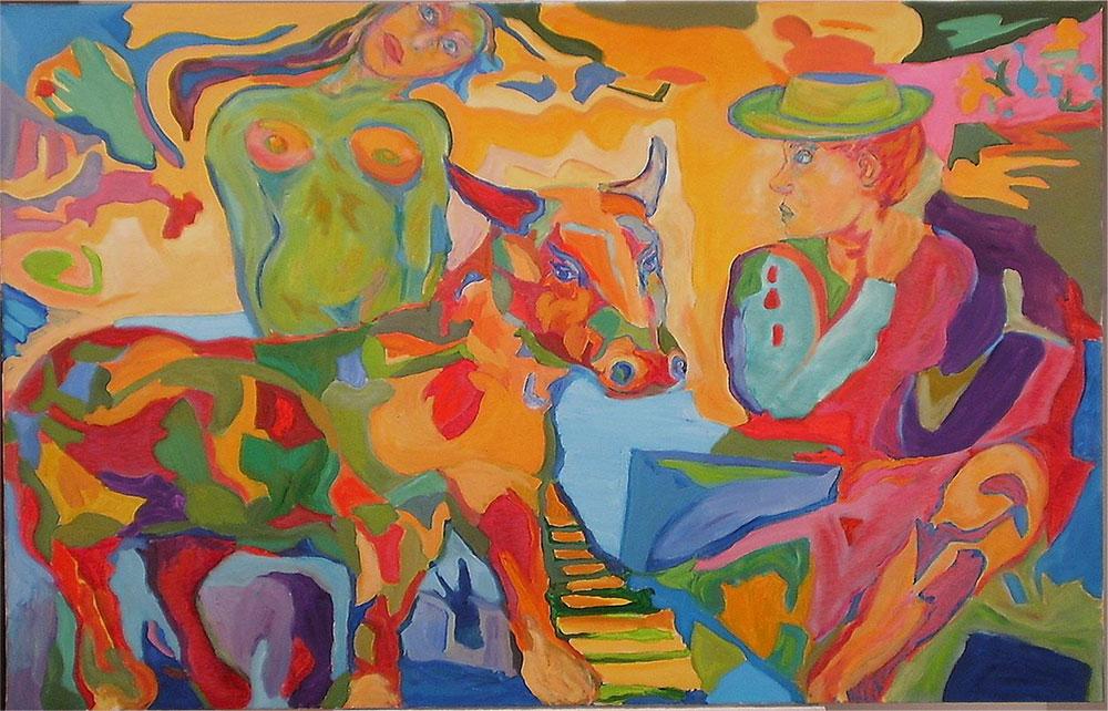 Herve Le Bis, Peintures
