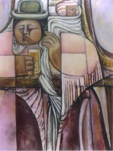 Arlette Coudert Femmes des Andes