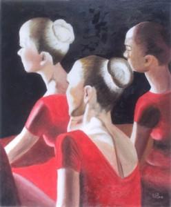 "Nathalie Pene ""Les Danseuses"""