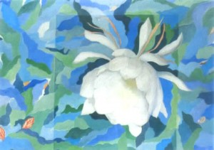 "Marie Sarrazin ""Impressions de jardins"""