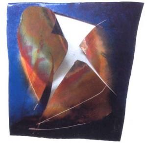 "Milan Velickovic ""A propos de l'espace pictural"""